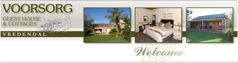 voorsorg guesthouse accommodation vredendal